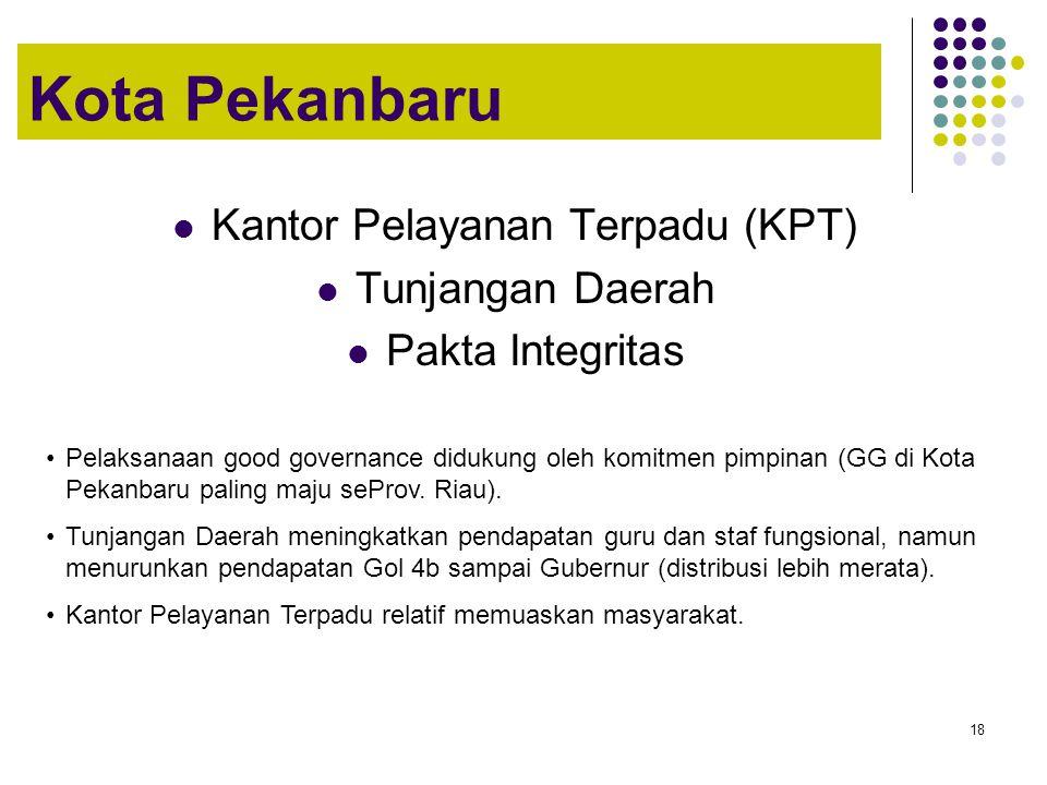 Kantor Pelayanan Terpadu (KPT)