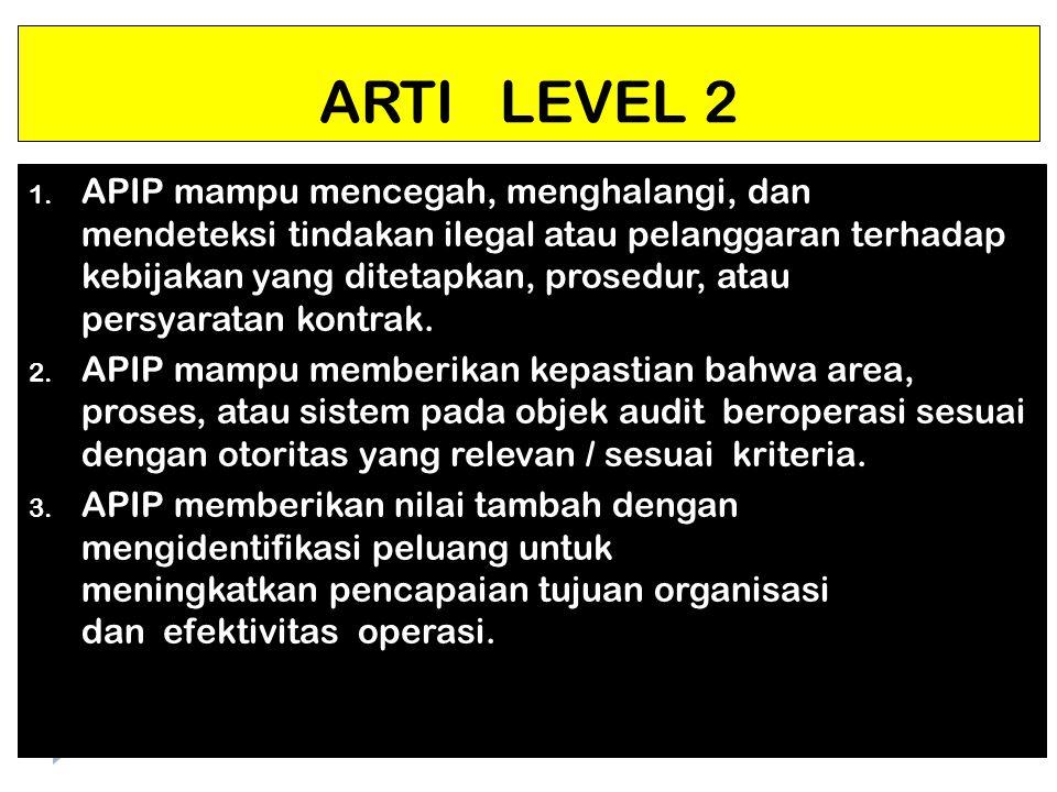 ARTI LEVEL 2