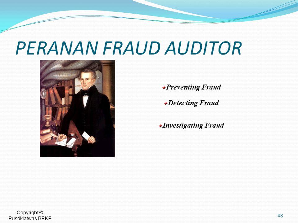 peranan auditor