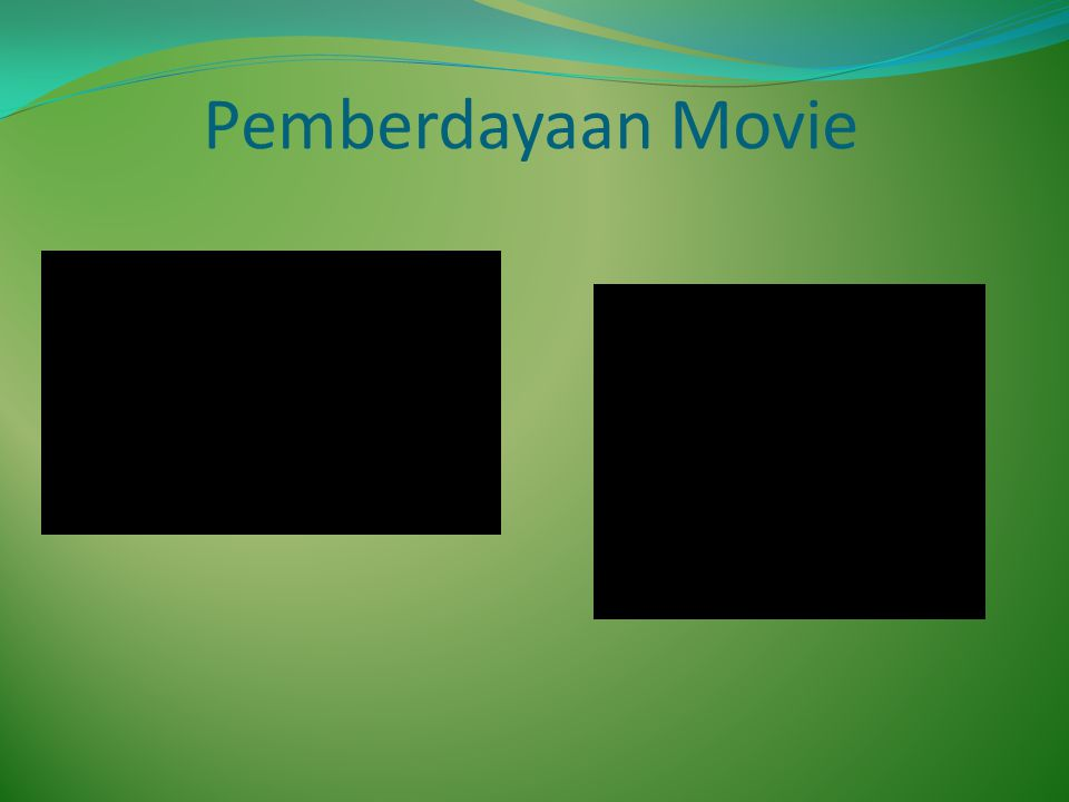 Pemberdayaan Movie