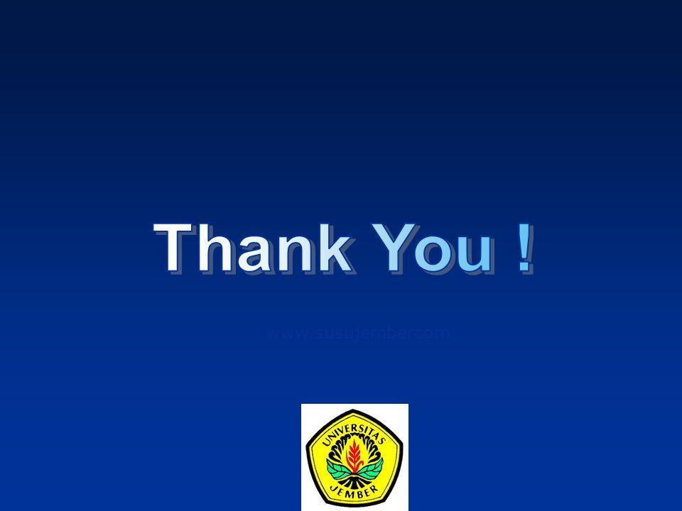 Thank You ! www.susujembercom