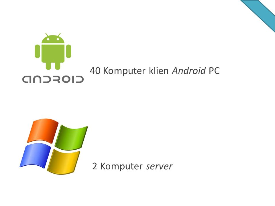 40 Komputer klien Android PC