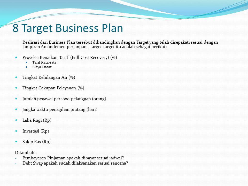 8 Target Business Plan