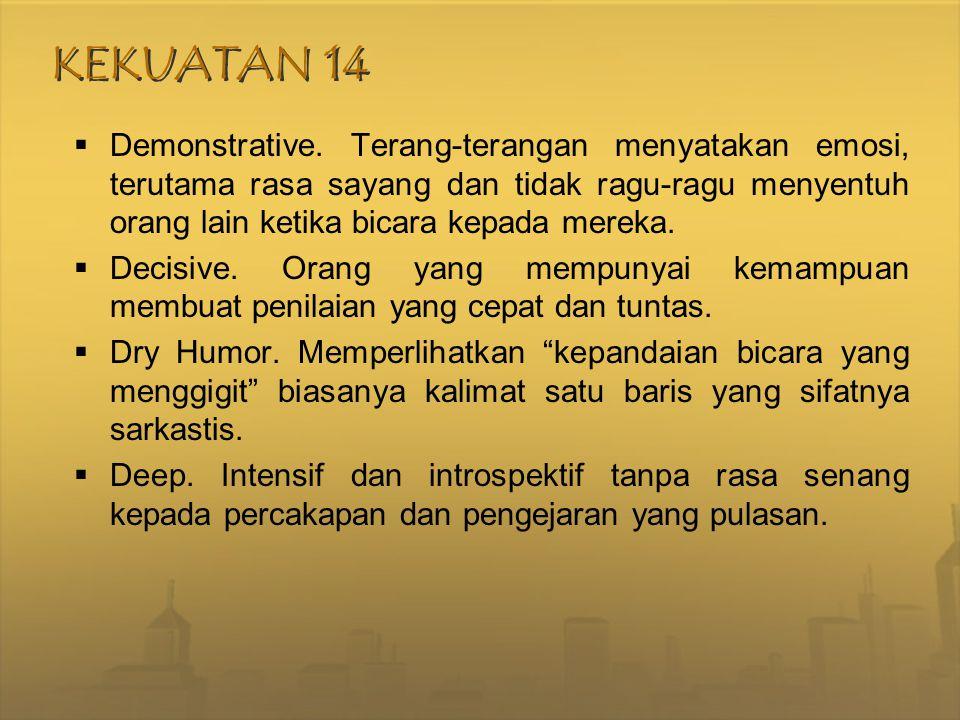 KEKUATAN 14