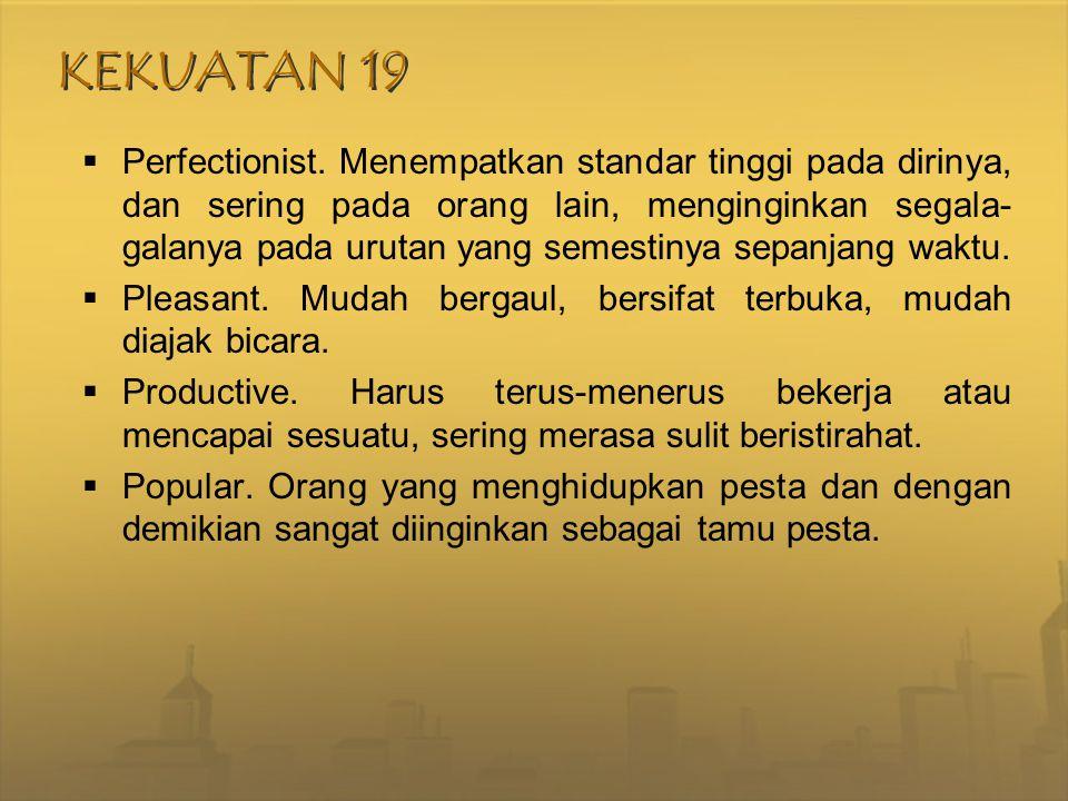 KEKUATAN 19