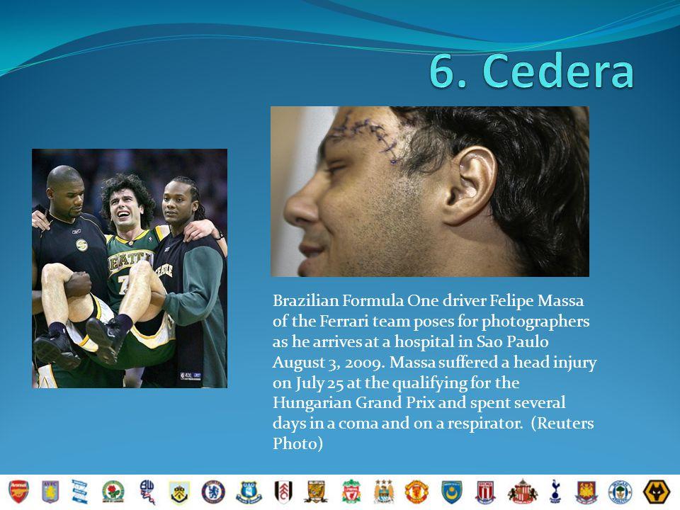 6. Cedera