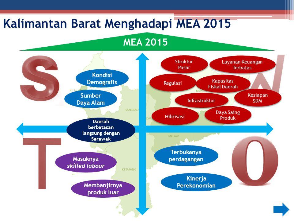Kalimantan Barat Menghadapi MEA 2015