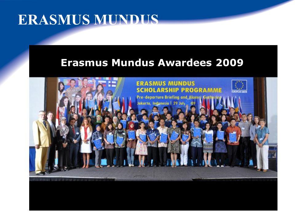 Erasmus Mundus Awardees 2009