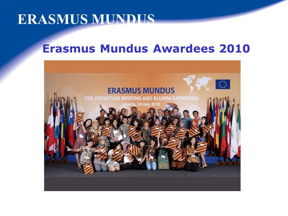 Erasmus Mundus Awardees 2010