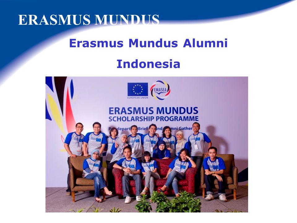 ERASMUS MUNDUS Erasmus Mundus Alumni Indonesia 35
