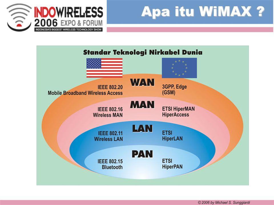Apa itu WiMAX