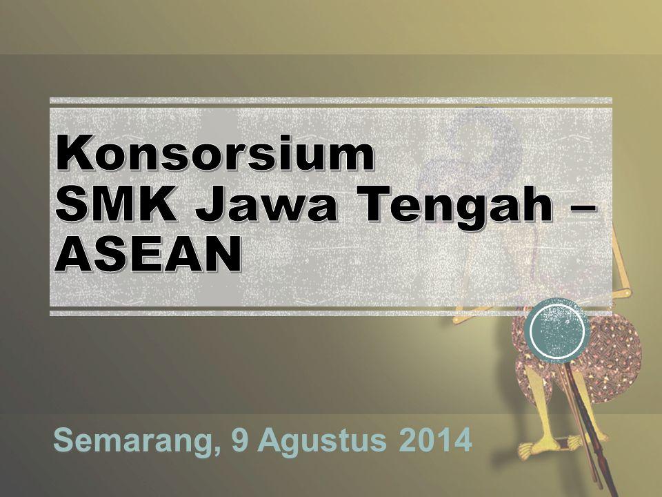 Konsorsium SMK Jawa Tengah – ASEAN