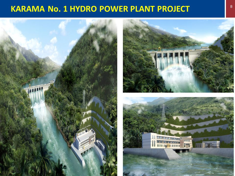 KARAMA No. 1 HYDRO POWER PLANT PROJECT