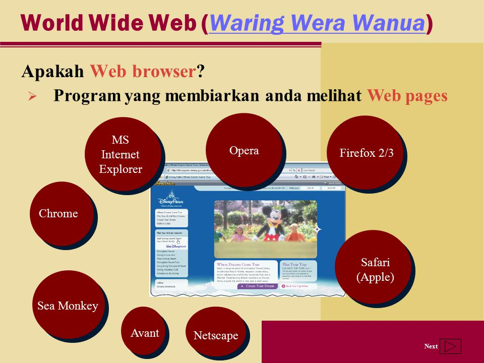 World Wide Web (Waring Wera Wanua)