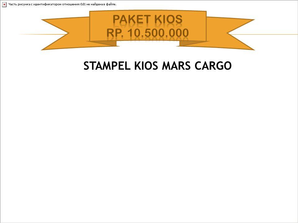 STAMPEL KIOS MARS CARGO