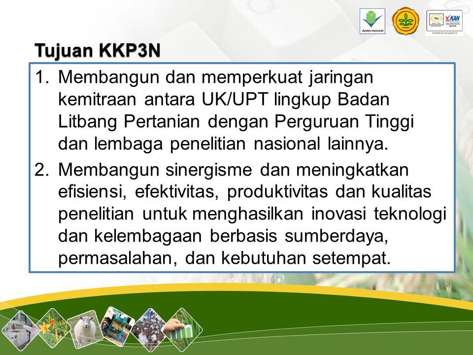 Tujuan KKP3N