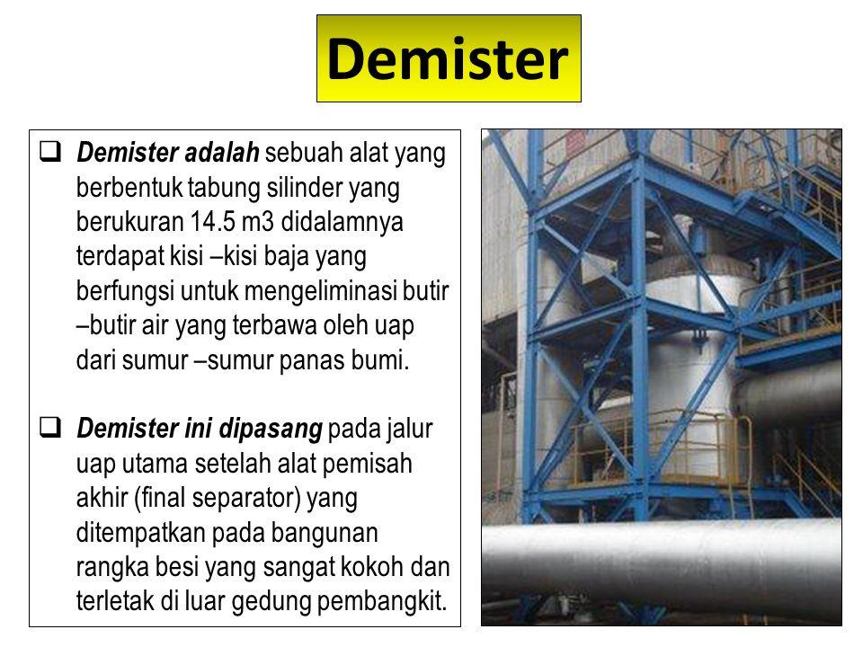 Demister