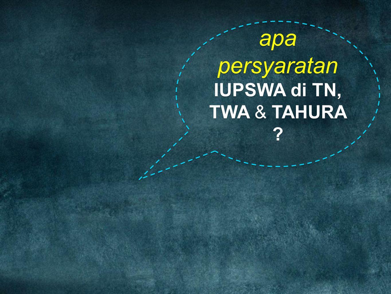 IUPSWA di TN, TWA & TAHURA