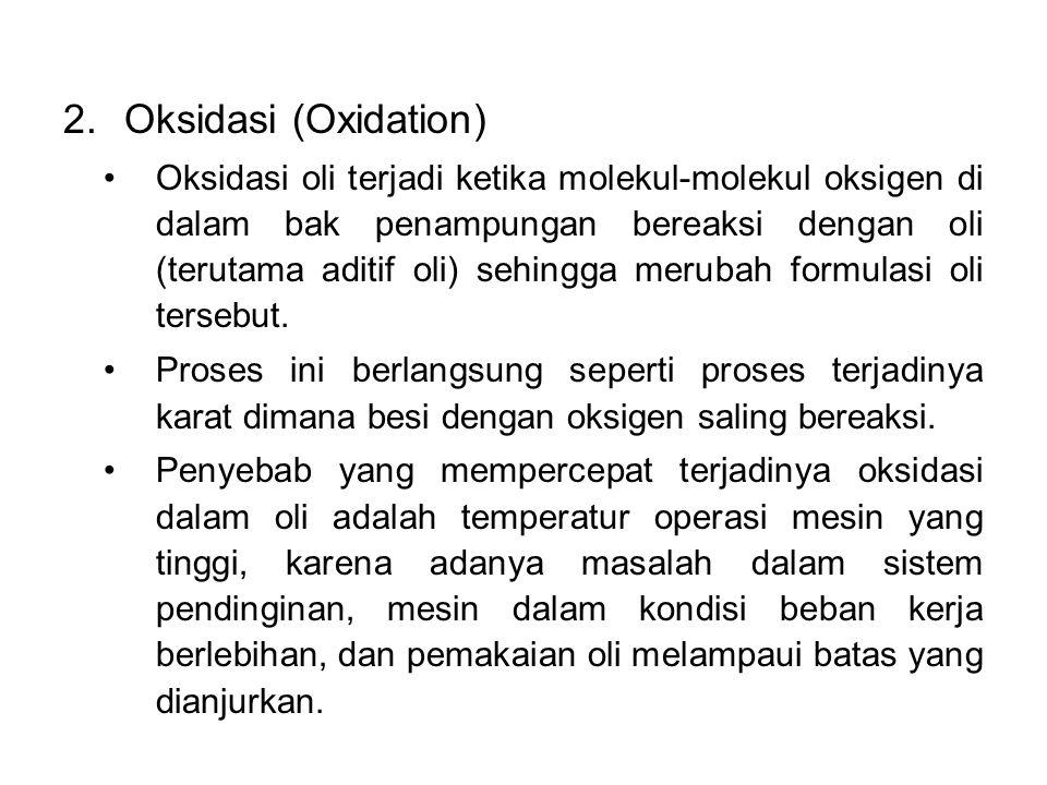 Oksidasi (Oxidation)