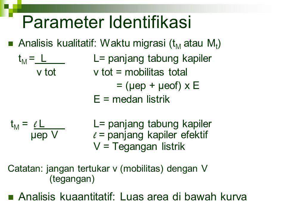 Parameter Identifikasi