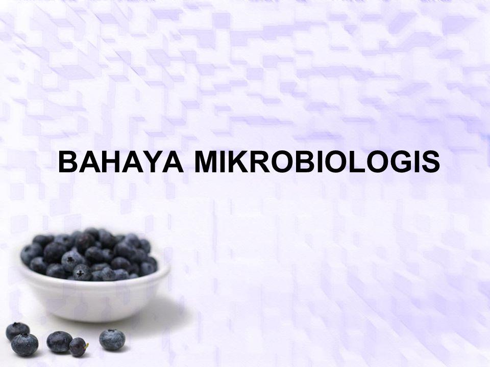 BAHAYA MIKROBIOLOGIS