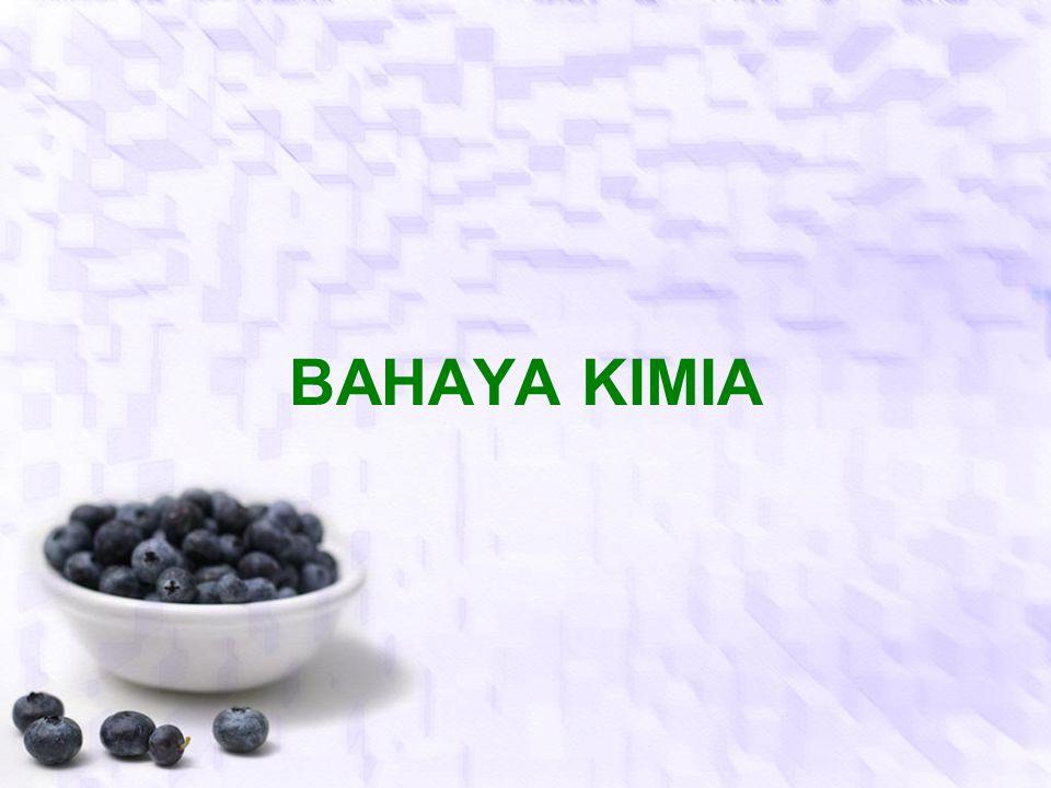 BAHAYA KIMIA