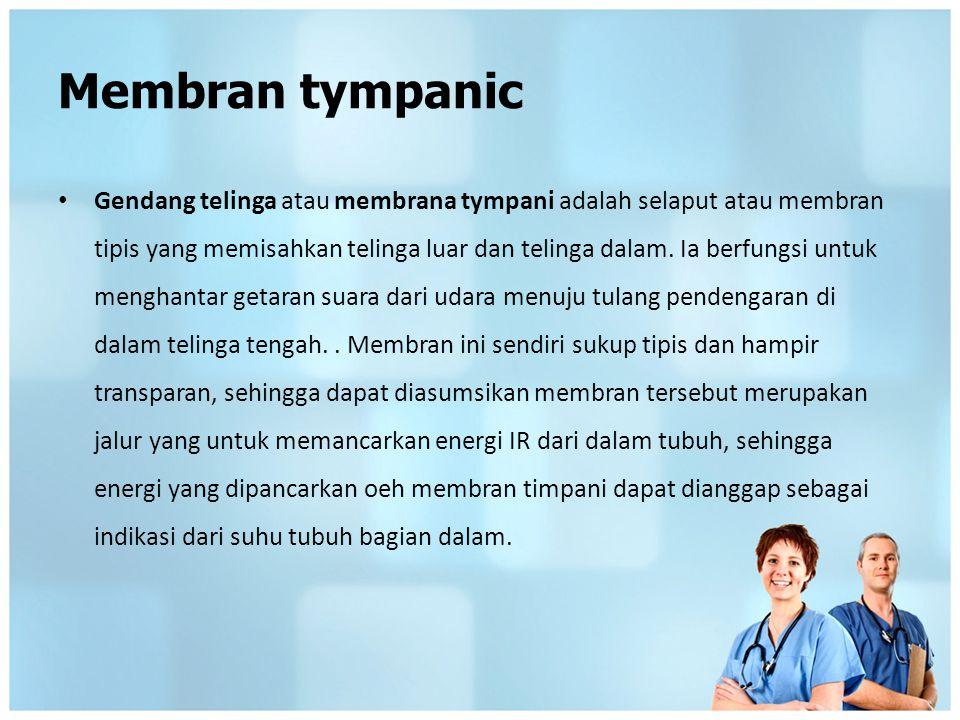 Membran tympanic