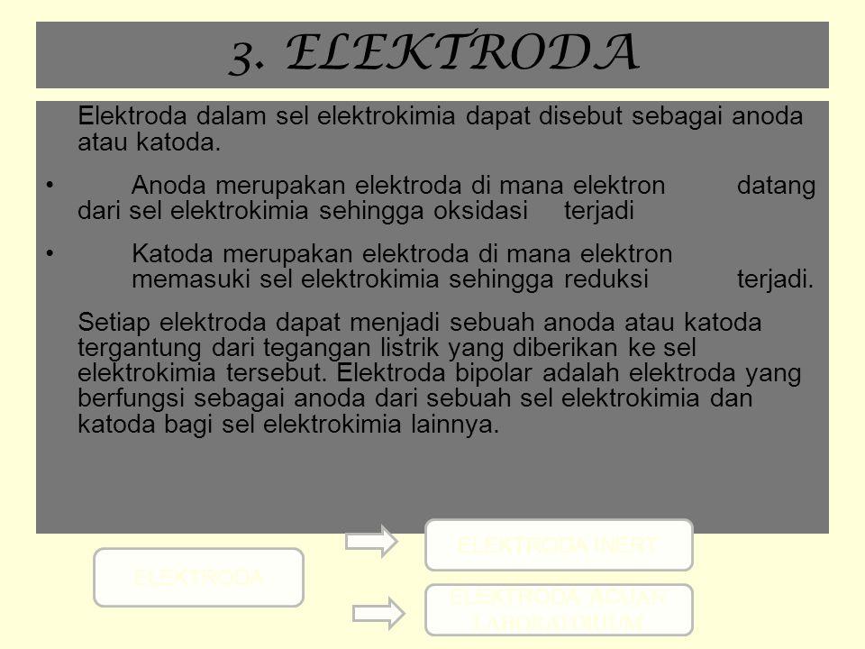 ELEKTRODA ACUAN LABORATORIUM