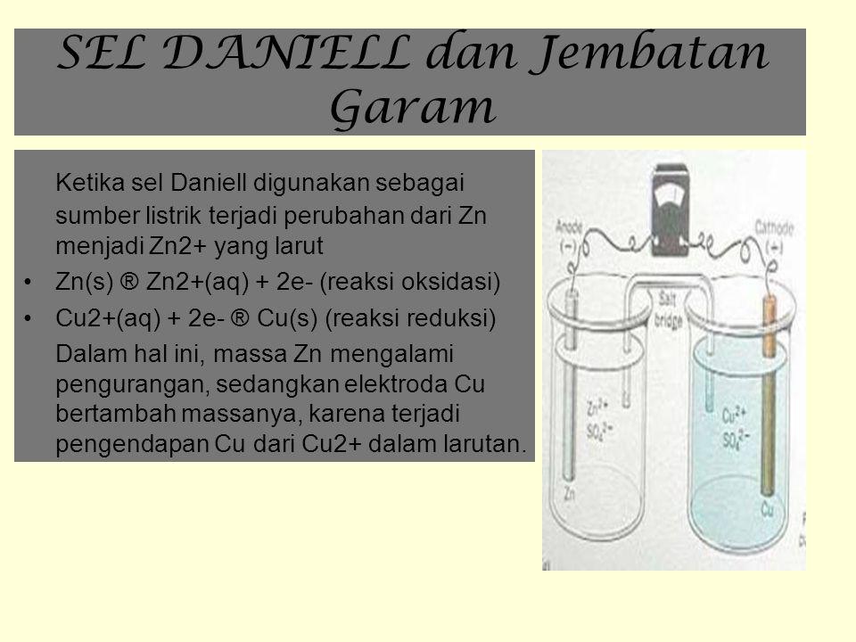 SEL DANIELL dan Jembatan Garam