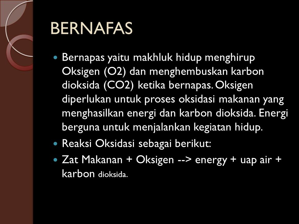 BERNAFAS