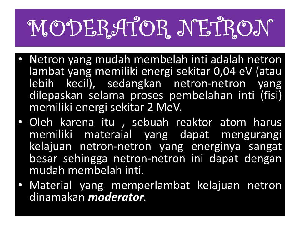 MODERATOR NETRON