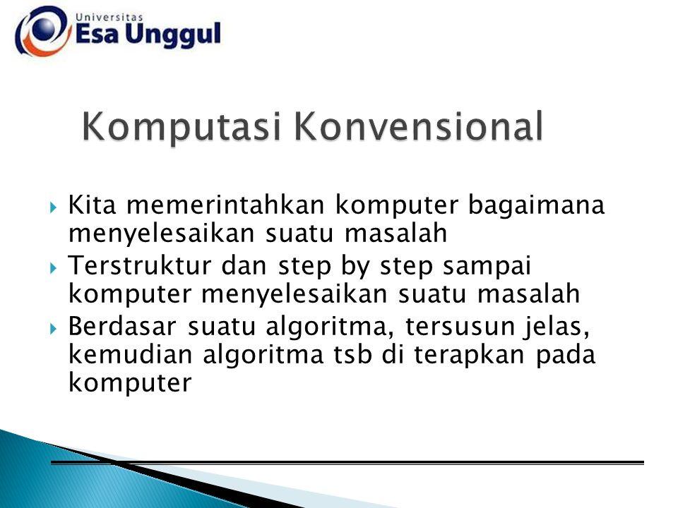 Komputasi Konvensional