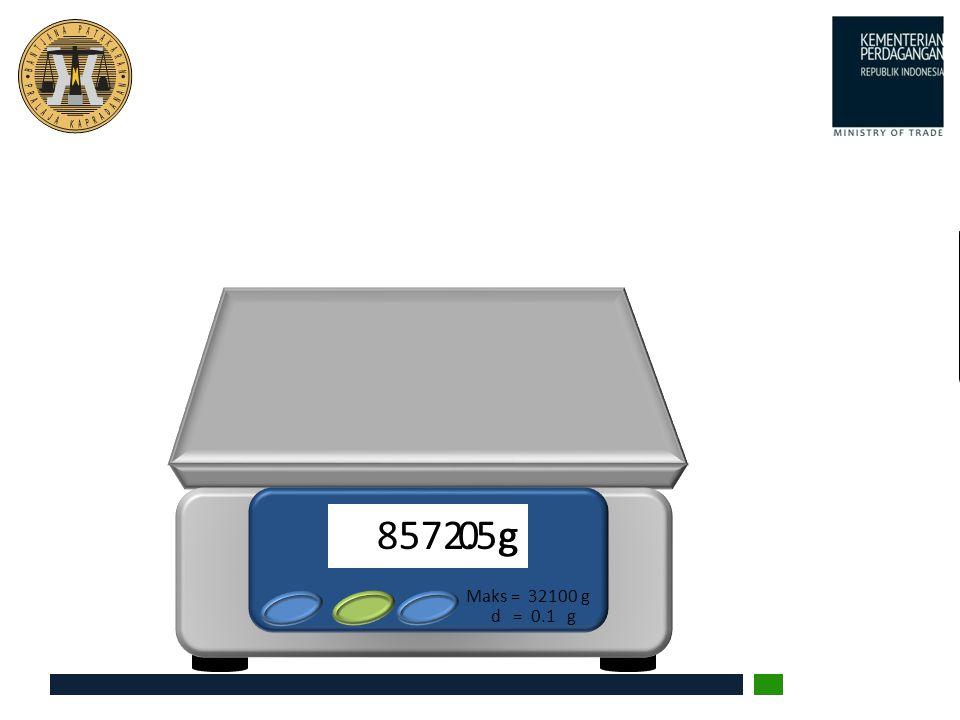 8572.5g 0 g Maks = 32100 g d = 0.1 g