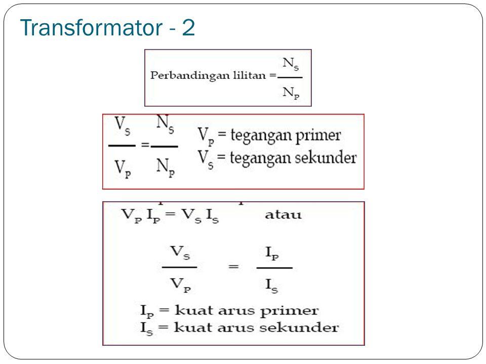 Transformator - 2