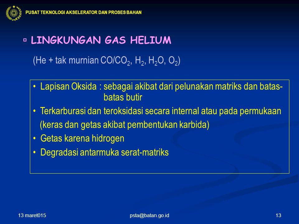  LINGKUNGAN GAS HELIUM