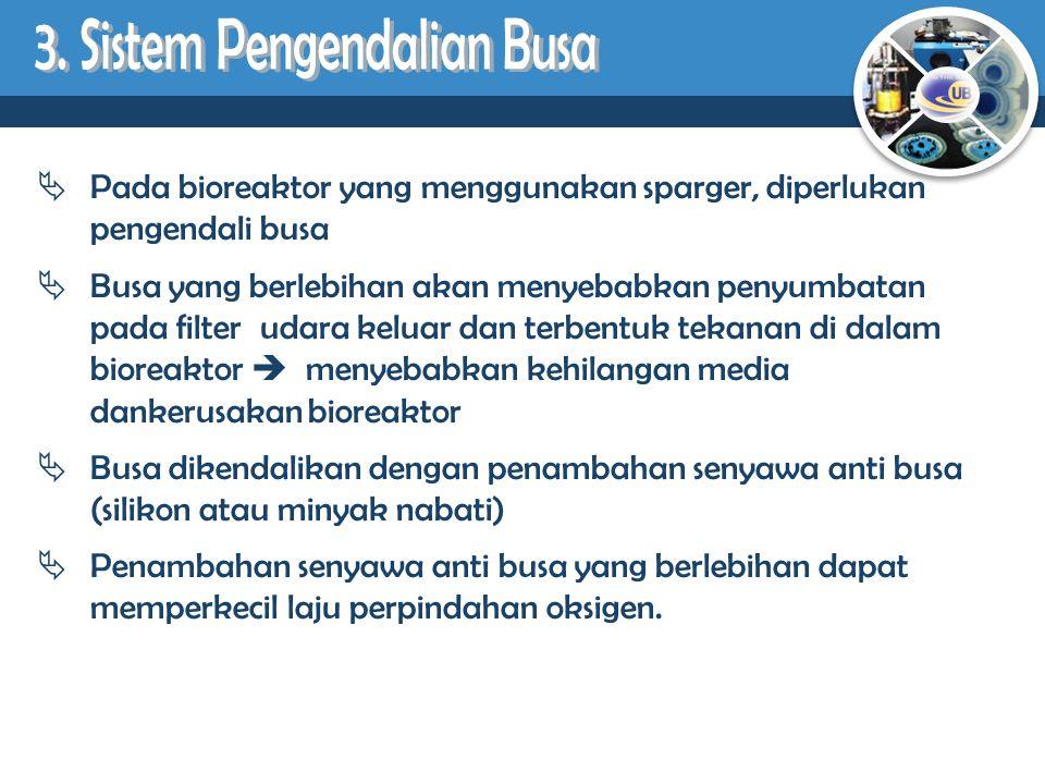 3. Sistem Pengendalian Busa