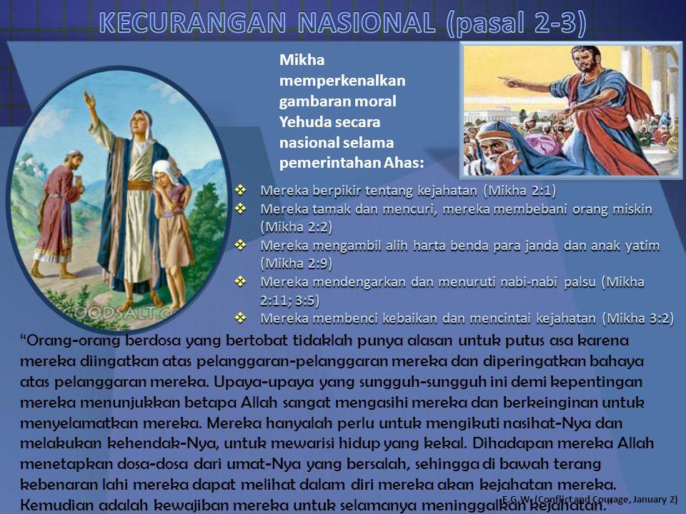 KECURANGAN NASIONAL (pasal 2-3)