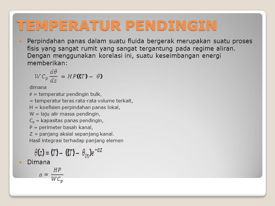 TEMPERATUR PENDINGIN