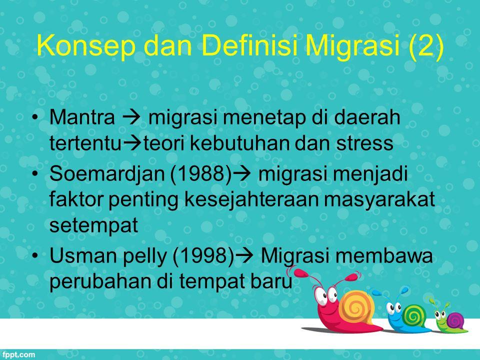 Konsep dan Definisi Migrasi (2)