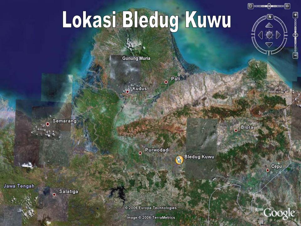 Lokasi Bledug Kuwu