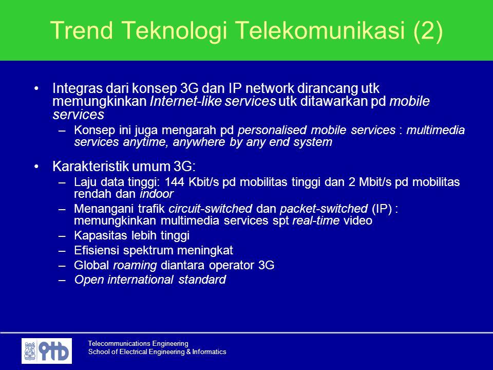 Trend Teknologi Telekomunikasi (2)