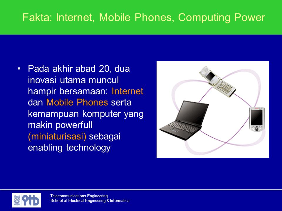 Fakta: Internet, Mobile Phones, Computing Power