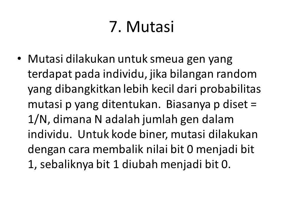7. Mutasi