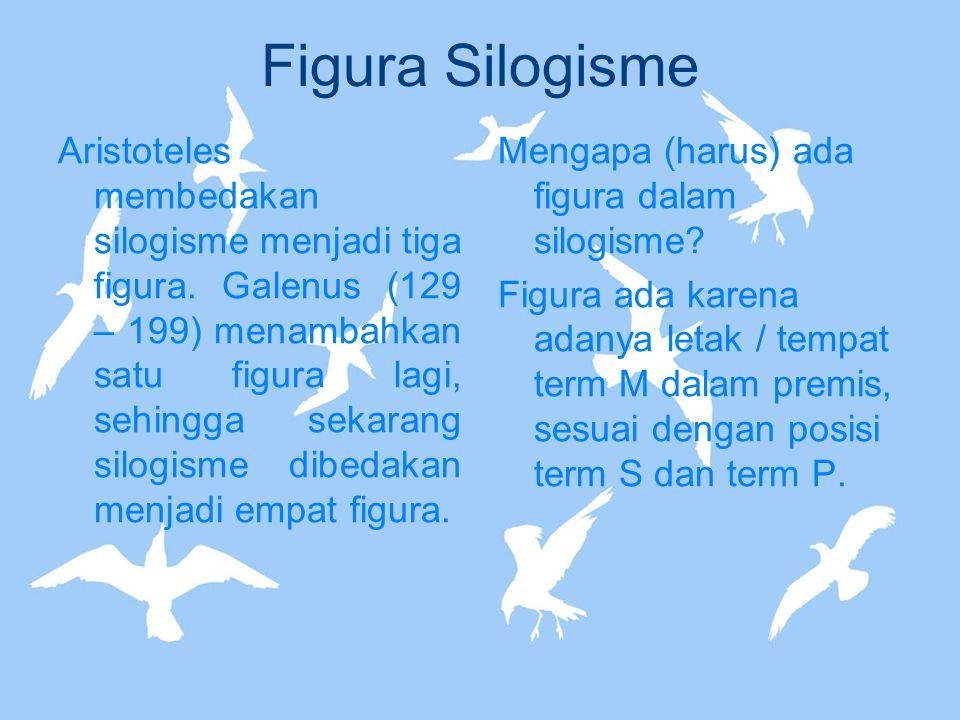 Figura Silogisme