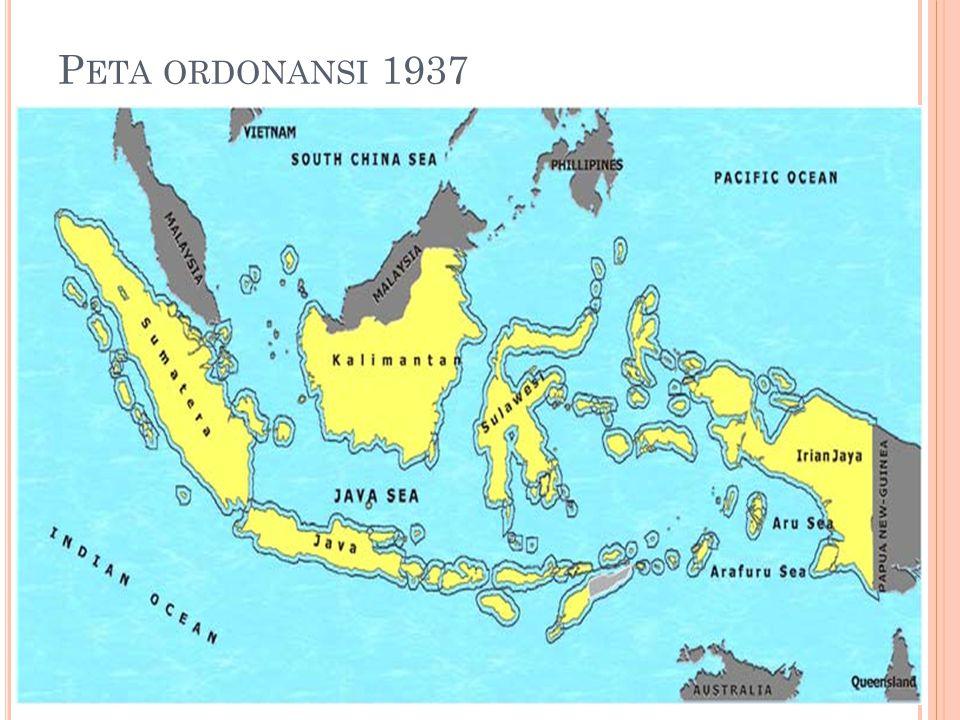 Peta ordonansi 1937