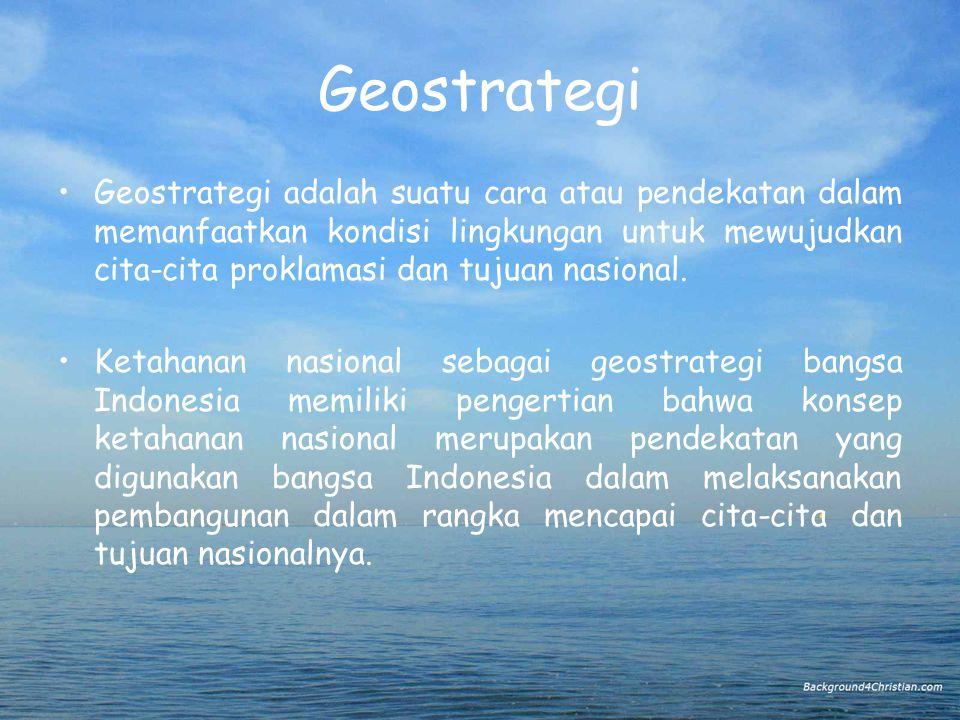 Geostrategi