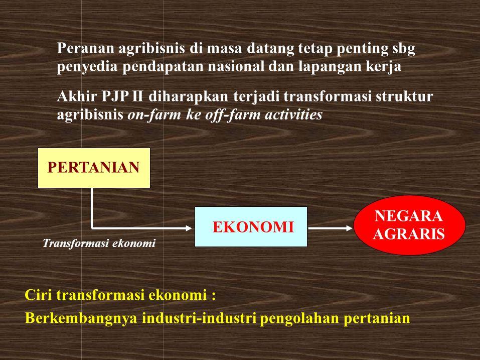 penyedia pendapatan nasional dan lapangan kerja
