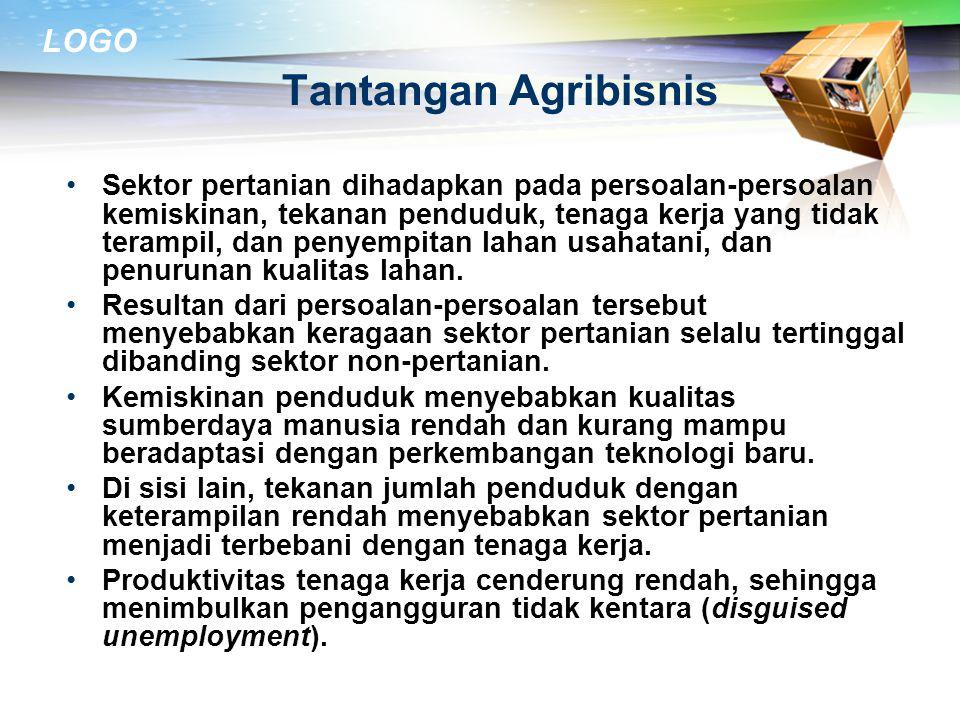 Tantangan Agribisnis