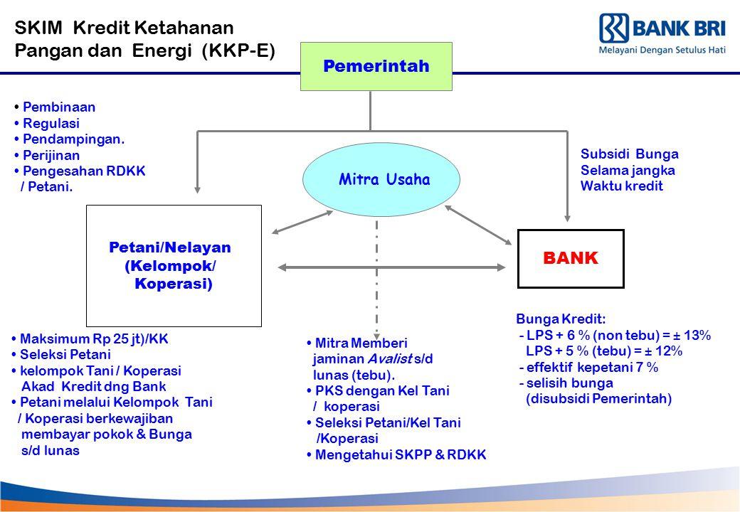 SKIM Kredit Ketahanan Pangan dan Energi (KKP-E)