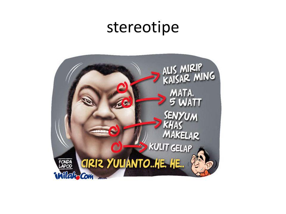stereotipe